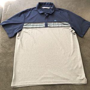 Travis Mathew Polo, Size XL